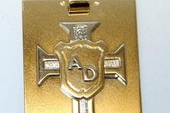 pendentif Croix portugaise